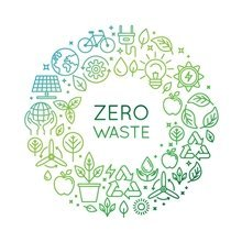 Zero Waste is the new black