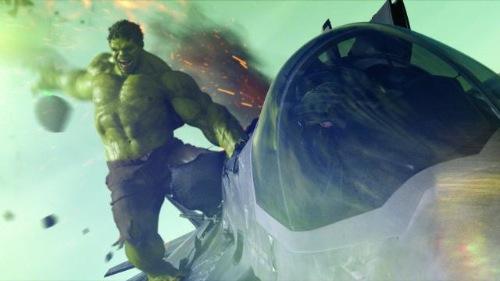 Mark Ruffalo - Hulk