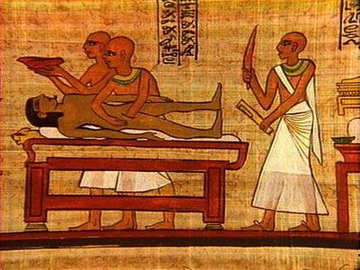 Egyiptomi papok