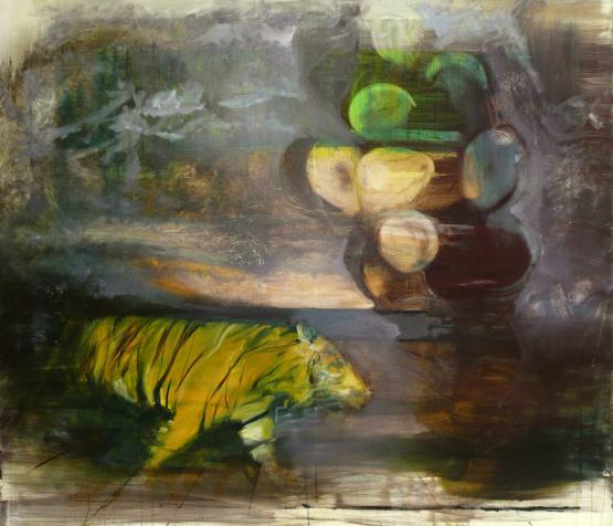 Pinczés József: Tigrisem alvajár