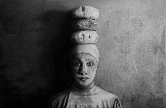 Khaloud Ashraf: A kenyér & én