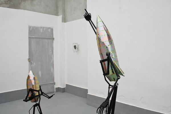 RobOtto: Peaceful things in times of war, ENA Viewing Space / fotó: Weber Áron