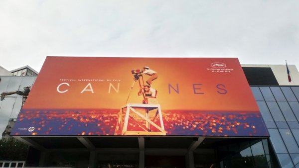 Cannes: a poszter