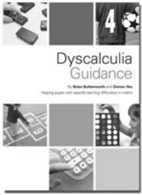 Dyscalculie Guidance